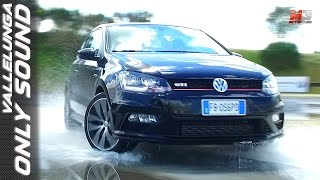 New volkswagen polo gti 2017 - first test drive only sound