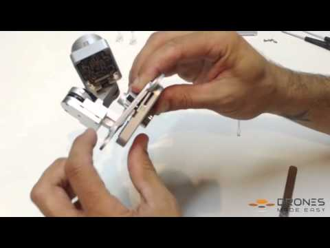 How to: DJI Phantom 3 (and Phantom 2) Flex Ribbon Cable Replacement