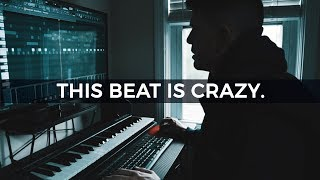 THIS BEAT IS CRAZY. Making a Beat from Scratch (With Commentary) [EPISODE #3] - Kyle Beats