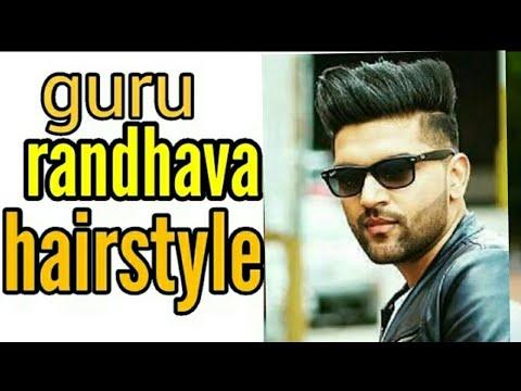 Guru Randhawa Hair Style In 2 Mins Youtube