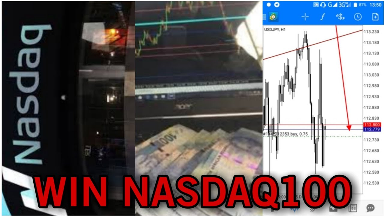 (How To) Win Trading Nasdaq100