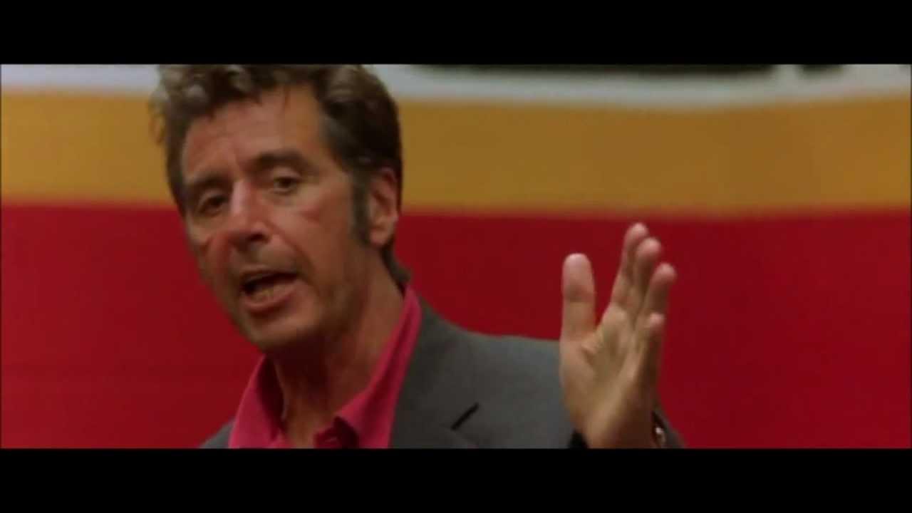 Al Pacino's Inspiring ...