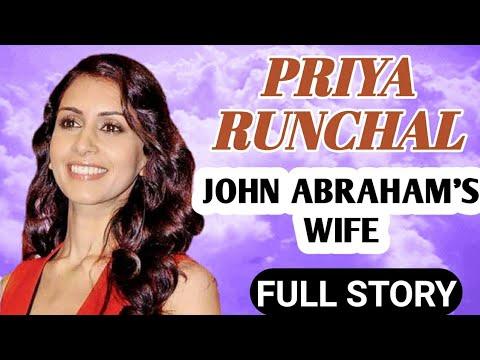 John Abraham Wife Biography || Priya Runchal