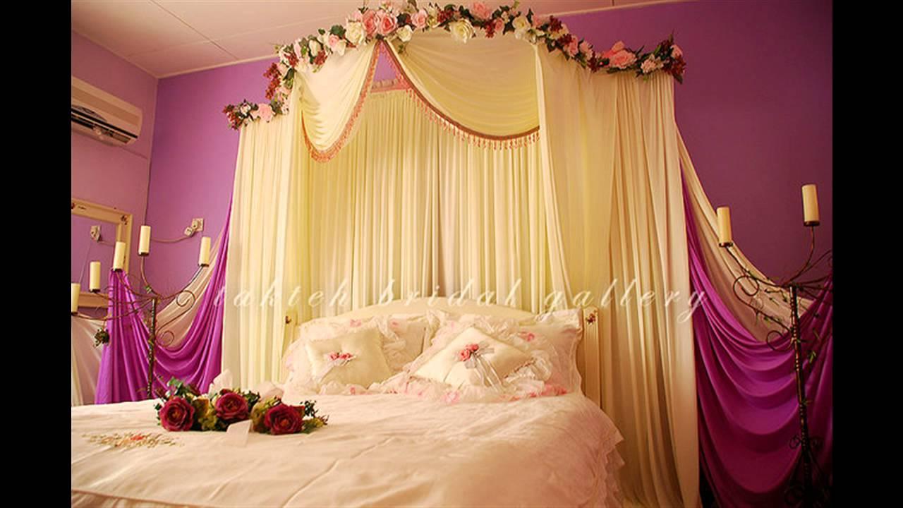 Dekorasi kamar pengantin youtube for Dekorasi kamar