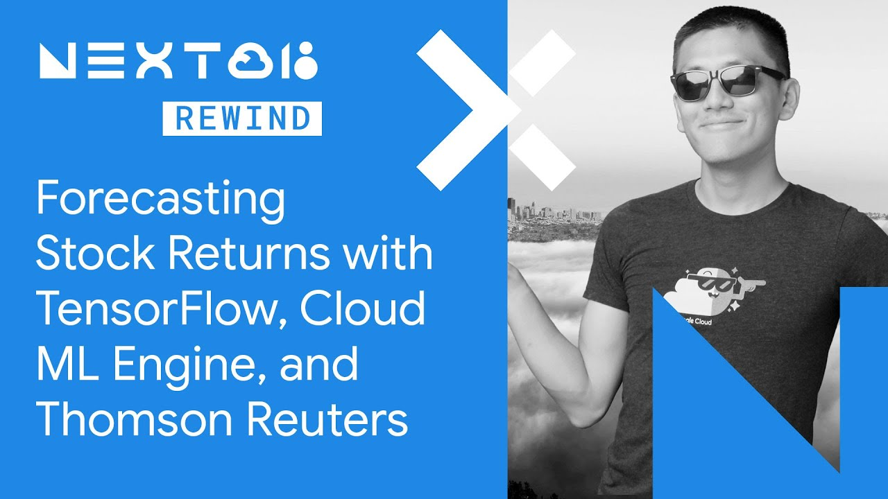 Forecasting Stock Returns with TensorFlow, Cloud ML Engine