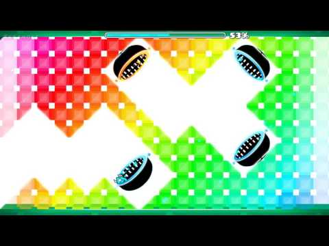 [2.1] Geometry Dash - Machina v2! by: TheRealSdslayer (Me)