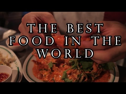 The Best Food in the World | Watch until the end for a real treat | Amazing Thailand
