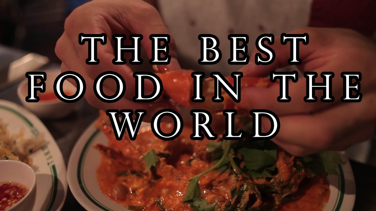 The Best Food in the World | BEST Seafood FEAST in ...