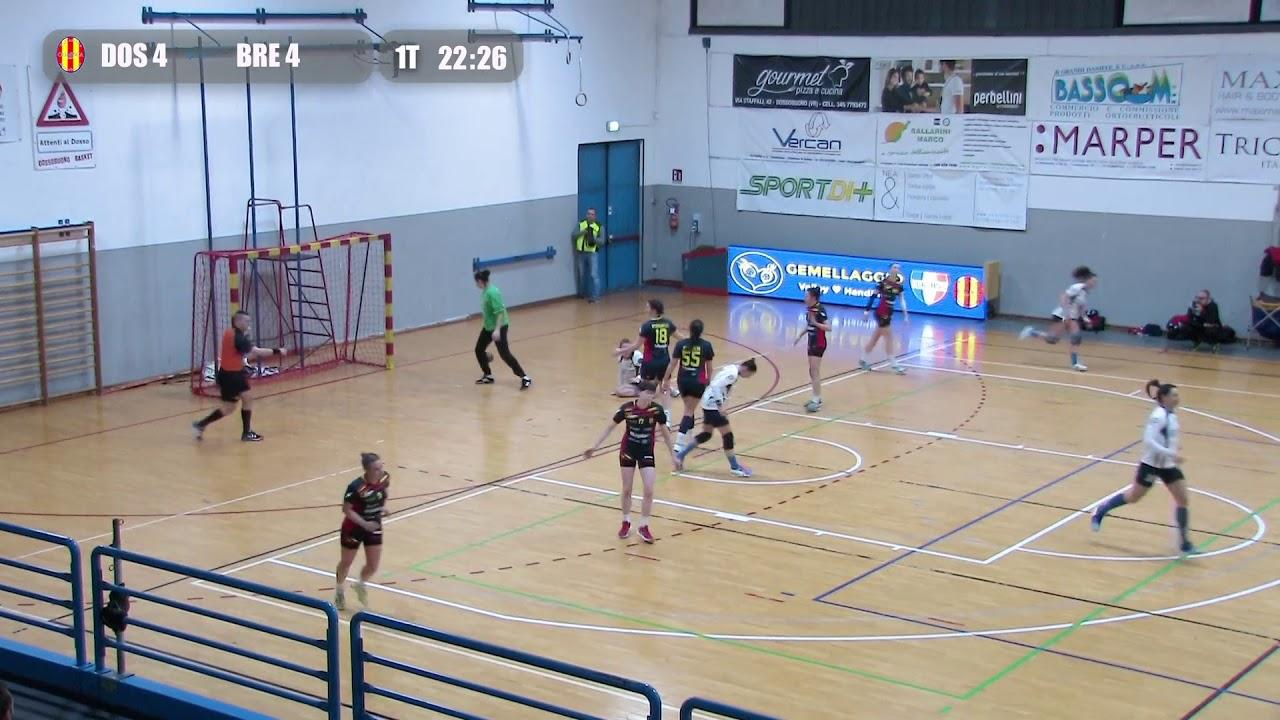 Serie A1F [15^]: Dossobuono - Leonessa Brescia 26-29