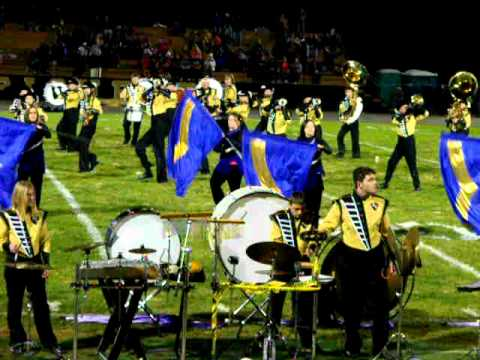 Fort Chiswell High School Pioneer Marching Band
