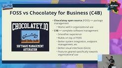 WinOps 2017 Rob Reynolds - Modern Software Management on Windows with Chocolatey