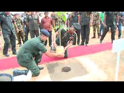 """""""Thuruliya Wenuwen Api"""" - for a greener Sri Lanka"""