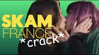 SKAM France [S6] CRACK! 5 | but maya's big brain has finally been activated