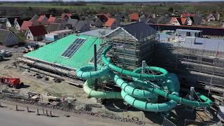 Dronevideo Nieuwvliet-Bad april 2020