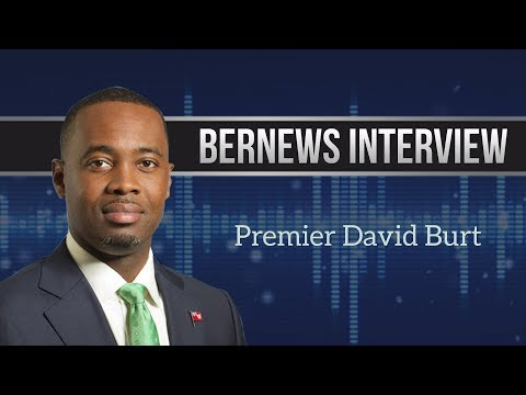 Interview with Premier David Burt, Dec 15 2017