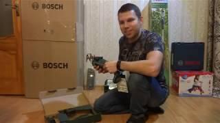 Bosch KEO 10.8V обзор и распаковка аккумуляторной пилы/ножовки.