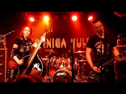 CLOCKWORK PSYCHO - Revenge From The Grave - Zagreb - Tvornica 16.03.2014