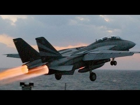 AWESOME SOUND US Navy Aircraft Carrier Flight Operations