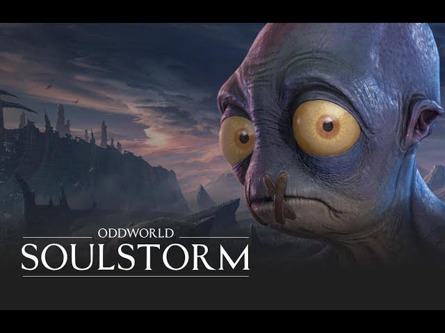 Oddworld: Soulstorm [PS5] 👽 Angezockt Teil #1 👽 [Deutsch | Twitch]