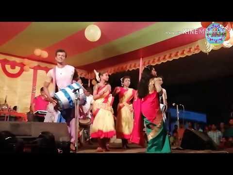 Chumki Rani Mahato Jhumur Stage Program 2019(#চুমকি