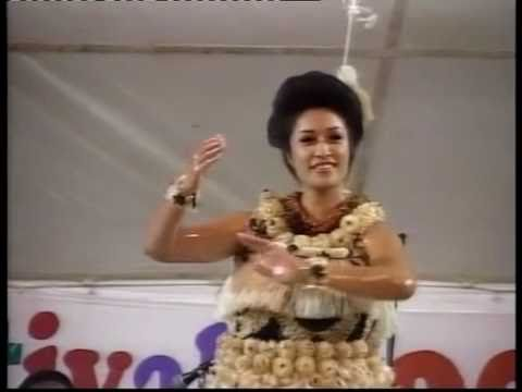 Miss Heilala 2009 - Paea Mataele-Williams (Tauolunga)
