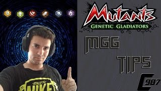 Mutants Genetic Gladiators Ep.31 - Mutants Genetic Gladiator Tips!