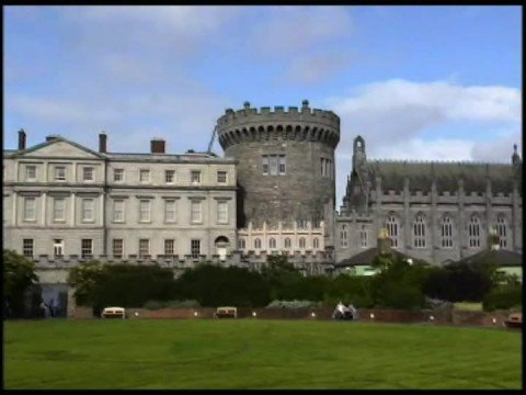 From Merrion square to Dublin Castle