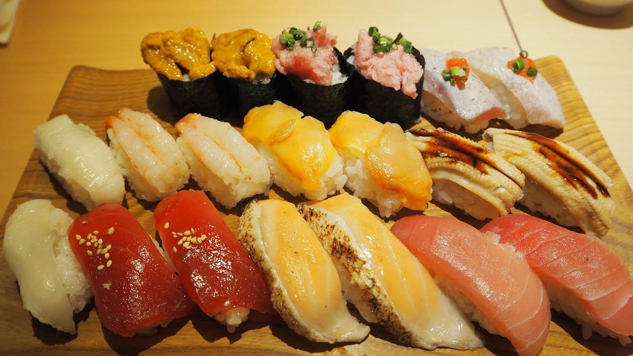 食べ放題!高級寿司を何個食べられるか⁉『雛鮨池袋店』の ...