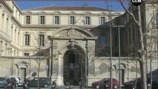 L'Evêché, un lieu mythique de la police française (Marseille
