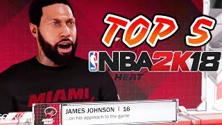 5 Annoying Things 2K Didn't Fix In NBA 2K18!