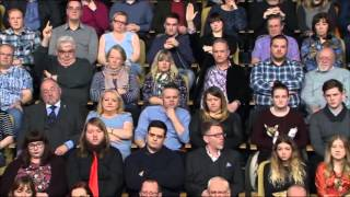 Question Time Part 1: who is wrong 53,000 junior doctors or Jeremy Hunt?