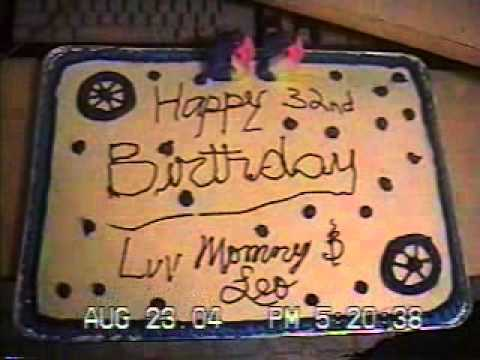 Daddy S Birthday Cake Happy Birthday Daddy Youtube