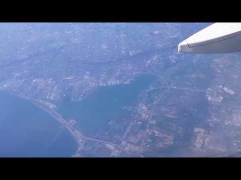 Hamilton, Ontario - Flying Over Hamilton, Ontario, Canada HD (2016)