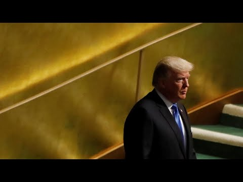 UN General Assembly: Five take-aways from Trump's address