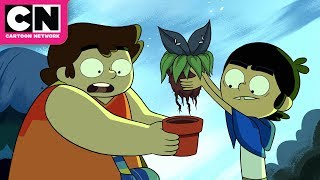 Victor and Valentino | A Plant for Chata | Cartoon Network
