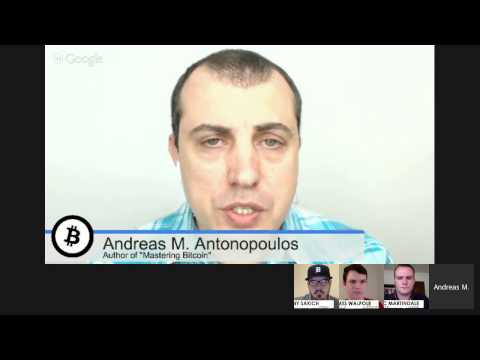 Andreas Antonopoulos On Bitcoin Core, Multisignature Security, And The Justice Of Decentralization