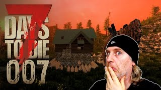 7 Days to Die [007] [Gemütlich durch die Apokalypse] Let's Play Gameplay Deutsch German thumbnail