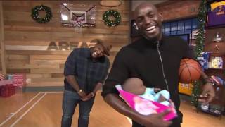 Area 21: Welcome to the Area, Big Baby | Inside the NBA | NBA on TNT