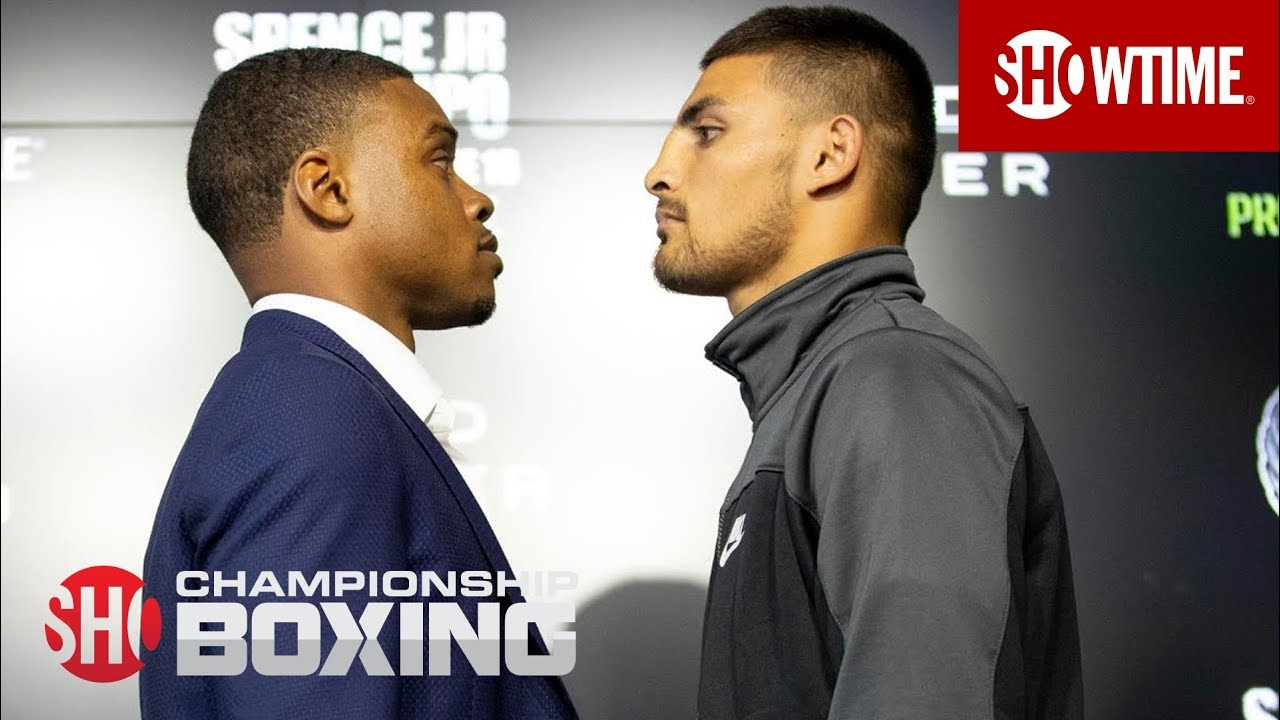 Spence vs. Ocampo: Kickoff Press Conference | SHOWTIME CHAMPIONSHIP BOXING