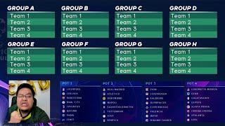 ไลฟ์สดการจับสลาก ยูฟ่าแชมป์เปี้ยนลีก รอบแบ่งกลุ่ม 2020-2021 [ใครจะเจอใครมาลุ้นกัน!!]