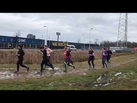 Urban Bootcamp with power girls