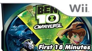 Ben 10 Omniverse - First 18 Minutes [Wii]