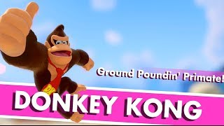Mario + Rabbids Kingdom Battle: Donkey Kong Adventure Intro