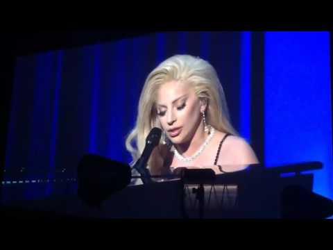 Lady Gaga - Til It Happens To You (Live At The Producers Guild Awards 2016)