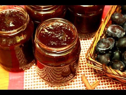Pekmez od šljiva - Video - Plum Jam Recipe