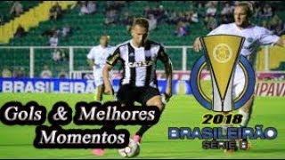 Juventude x Figueirense - Gols & Melhores Momentos Brasileirão Serie B 2018 20ª Rodada