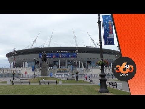 Le360.ma • Saint-Pétersbourg se prépare pour la Coupe du Monde