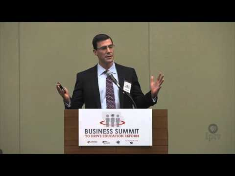 Brandon Busteed of Gallup