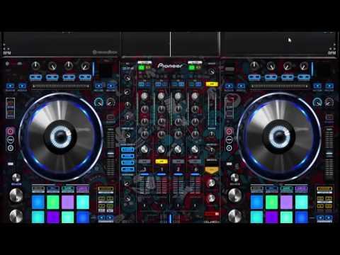 descargar e instalar skins para virtual dj 8.2 2017 ACTUALIZADO