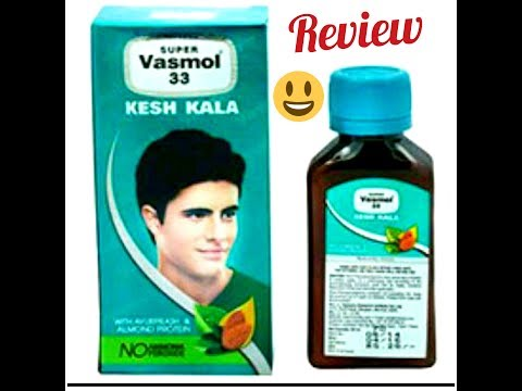 Vasmol 33 Kesh Kala Quick Review in Hindi /by  angles tips for all
